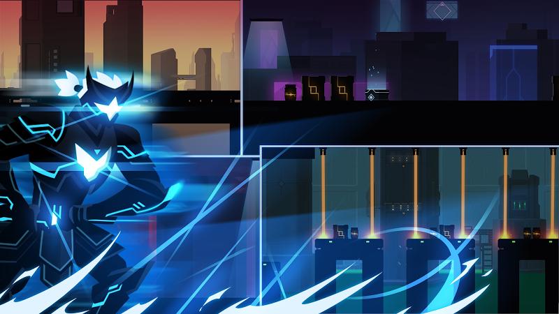 Overdrive - Ninja Shadow Revenge Screenshot 4