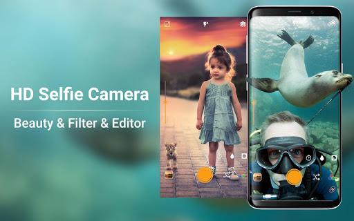 HD Camera Selfie Beauty Camera 1.2.3 screenshots 1