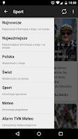 Screenshot of Czytnik TVN24