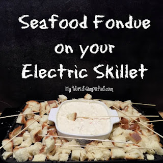 Seafood Fondue Recipes