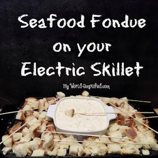 Seafood Fondue Recipes.