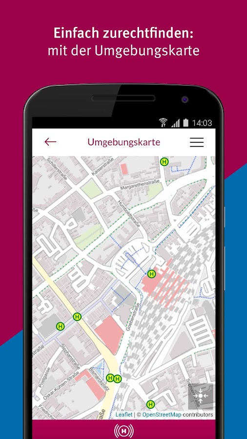 NEW MöBus App- screenshot