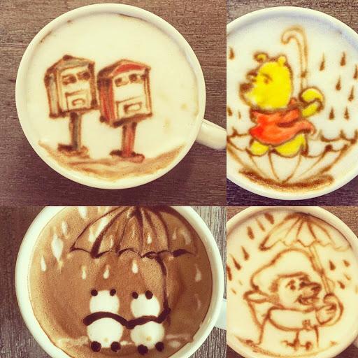 ♥邦娜比堤♥咖啡館