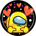 Stickers AmoUs icon