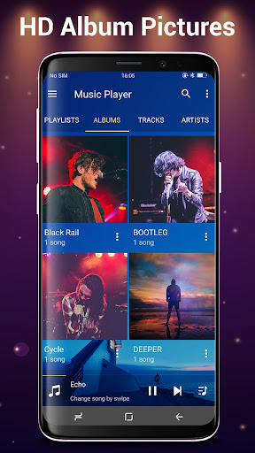 Music Player for Android 2.9.6 screenshots 2