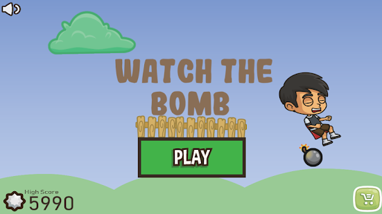 Watch the bomb - náhled