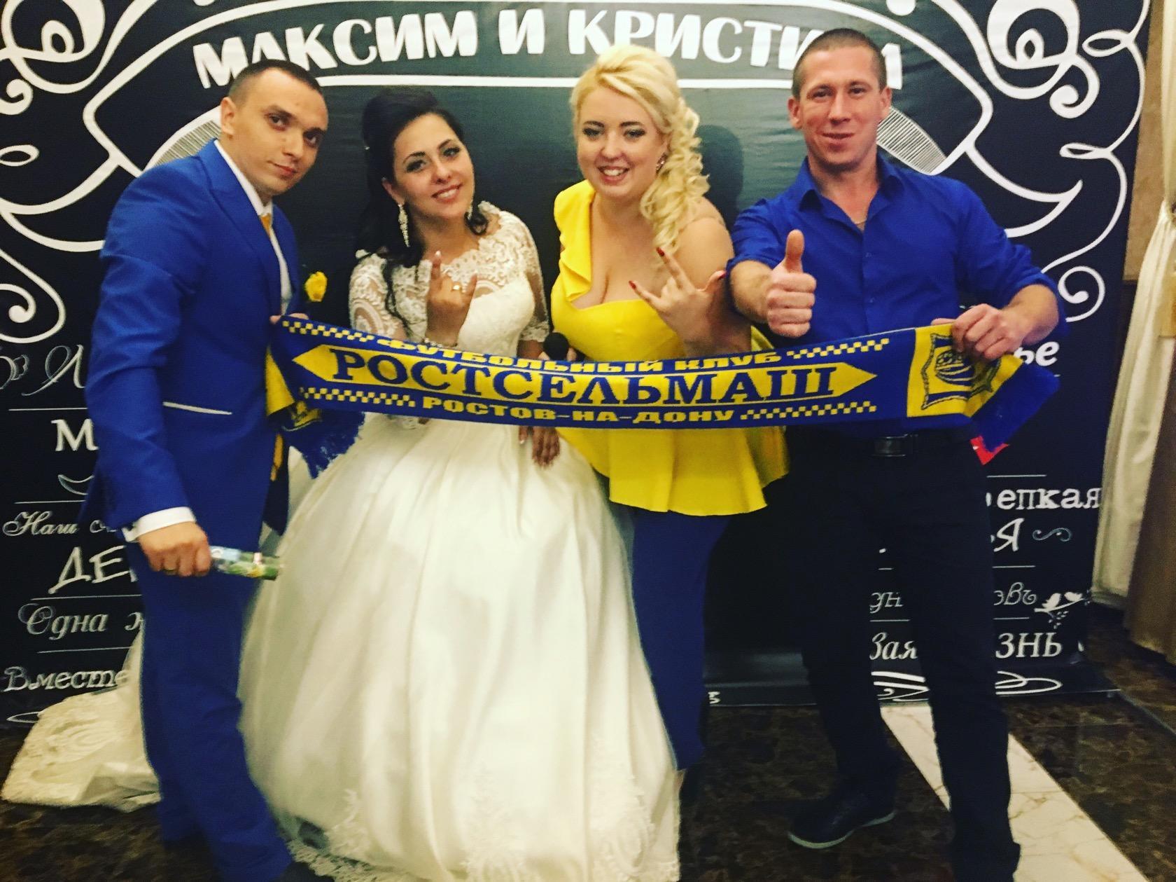 Кристина Поженни в Ростове-на-Дону