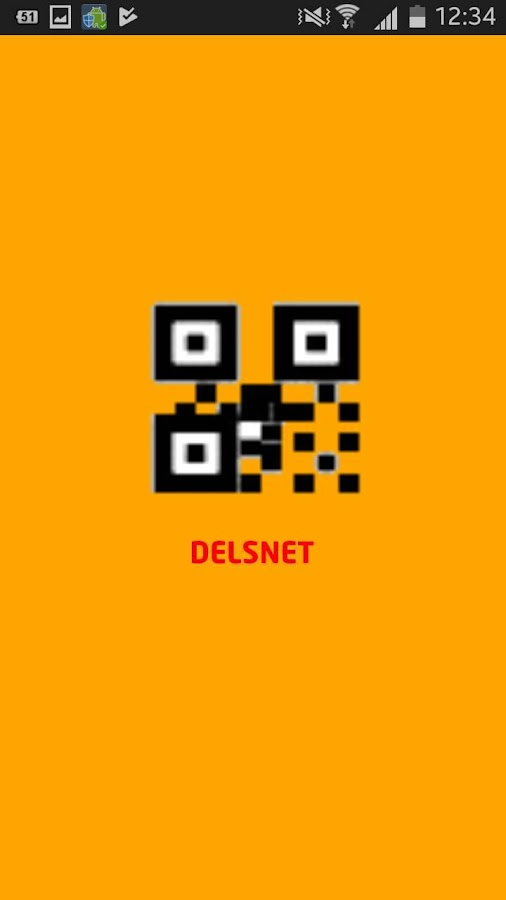 DELSNET QRCode- screenshot