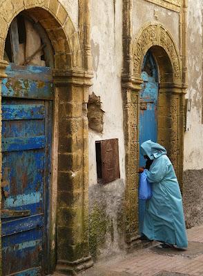 La mia porta blu di MLT