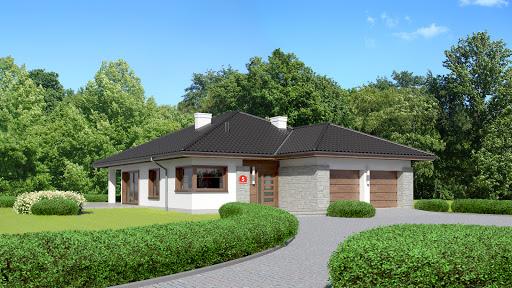 projekt Dom przy Pastelowej 5