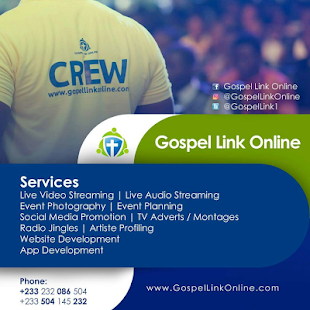 Gospel Link Radio- screenshot thumbnail