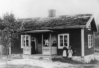 Photo: Ingelsgruvan-Gruvfogde Karl Willman 1897