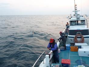 Photo: ここ最近の真鯛釣り、あまり良い釣果が出てないので今日こそは!