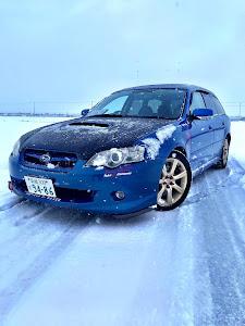 レガシィツーリングワゴン BP5 WR  Limited2004年のカスタム事例画像 maasun(Team's Lowgun北海道)さんの2019年01月17日09:01の投稿