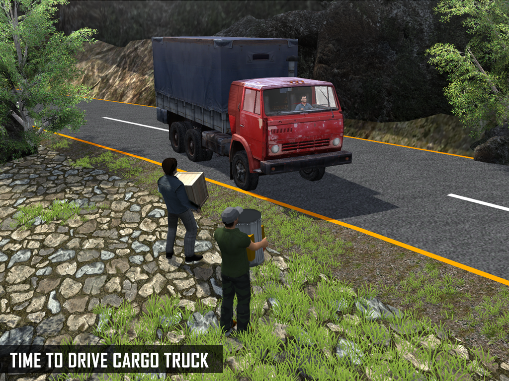 Russian Off-Road Pickup Driver - Free online games at