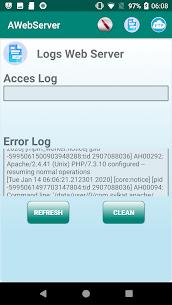 AWebServer  Http Web Server Apache PHP  Sql 4