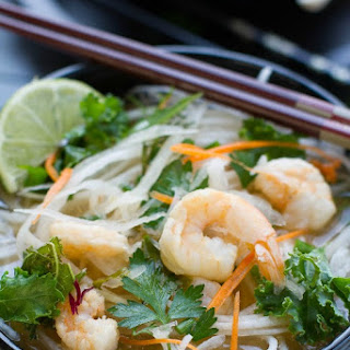 Easy Pho with Daikon Noodles