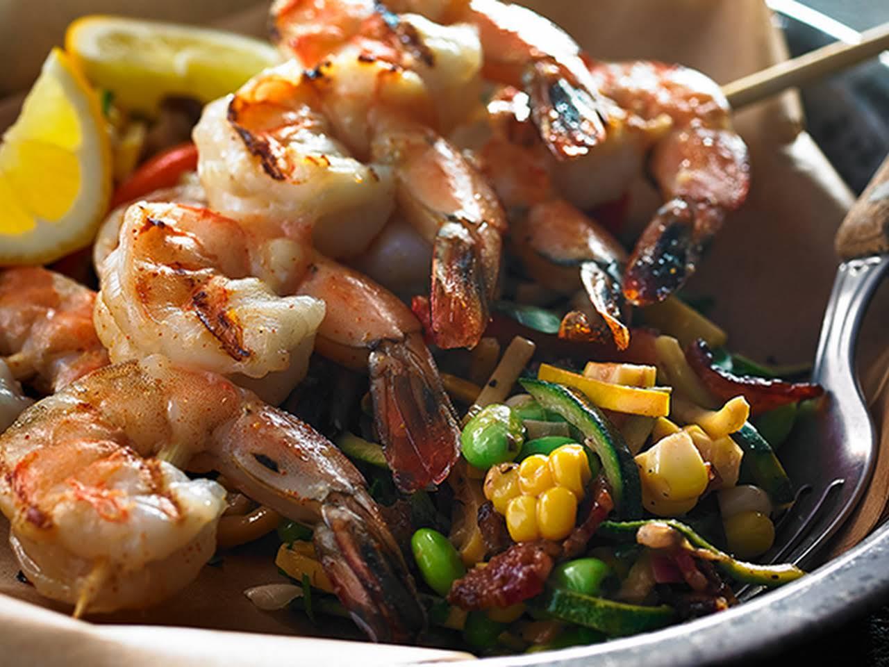 10 Best Shrimp Chicken Dinner Recipes Yummly