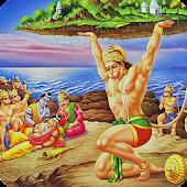 3D HD Hanuman Live Wallpaper