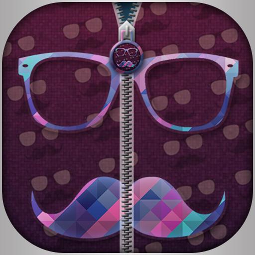 時髦拉鍊屏幕更衣室 娛樂 App LOGO-硬是要APP