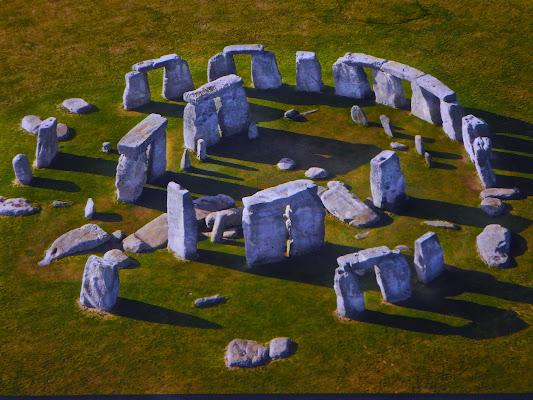 Sarsen Circle -Stonehenge di luiker