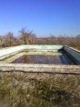 Photo: Esta era la piscina del camping de Parra al lado del cruce carretera Sevilla-Córdoba, gracias a Francisco Zambrano