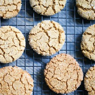 Gluten-Free Ginger Molasses Cookies Recipe