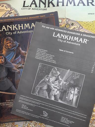 Lankhmar book
