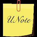 uNote icon