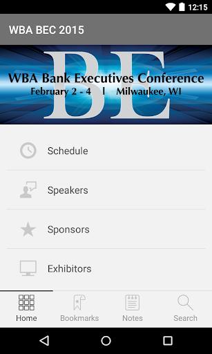WBA BEC 2015
