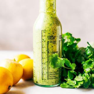 Creamy Avocado Cilantro Lime Dressing Recipe