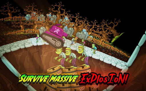 Zombie Survival Games: Pocket Tanks Battle  screenshots EasyGameCheats.pro 4