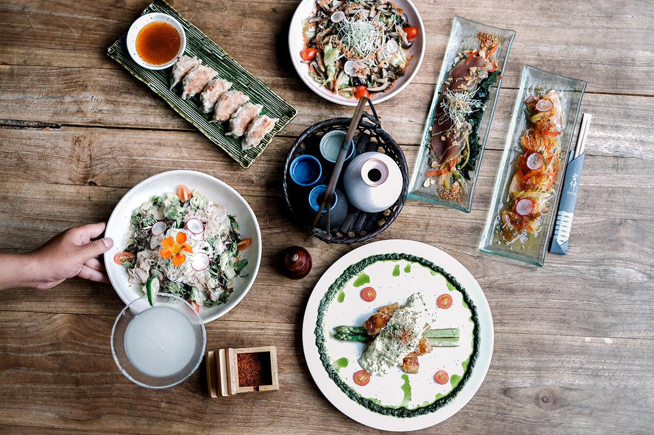 Rayjin Teppanyaki & Dining Bar