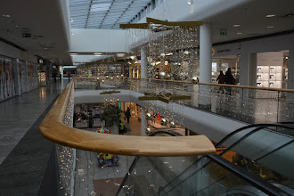 Photo: SCN - Glasgeländer mit Holzhandlauf