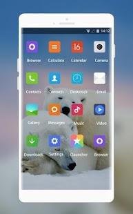 Theme for Meizu Pro 5 Ubuntu Edition Wallpaper - náhled