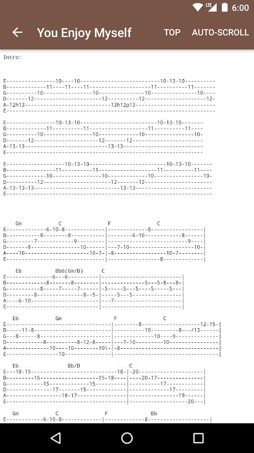 Piano u00bb Phish Piano Tabs - Music Sheets, Tablature, Chords and Lyrics