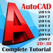 Easy AutoCAD Complete Tutorial