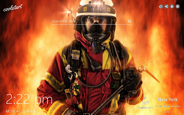 Firefighters Hd Wallpapers New Tab Theme