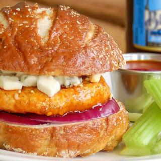 TSRI's Barbecue Bacon Cheddar Smokehouse Burger