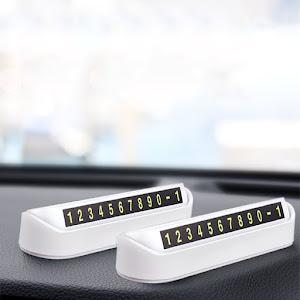 Camera auto 2.4 inch cu infrarosu, senzor miscare + Card de parcare