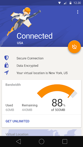 Rocket VPN - Internet Freedom