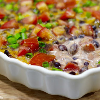 The Best Black Bean Dip