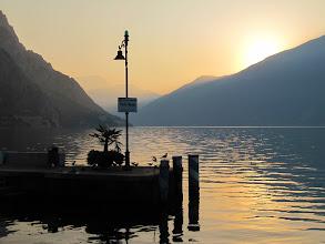 Photo: Sunrise in Limone sul Garda - Italy  #lagodigarda  #italy  #sunrisephotography   http://www.gardameer.me/category/uitstapjes/limone-sul-garda/