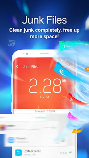 Clean Master - Antivirus, Applock & Cleaner 7.3.1 screenshots 1