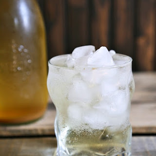 Ginger Switchel {hot weather drink}.