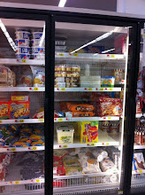 Photo: Then checked out the frozen goods - not there either