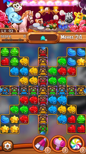 Candy Amuse: Match-3 puzzle android2mod screenshots 6