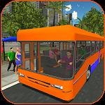 Euro City Coach Bus Simulator icon