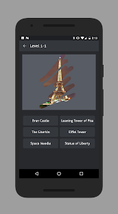 Scratch Quiz - Landmarks- screenshot thumbnail