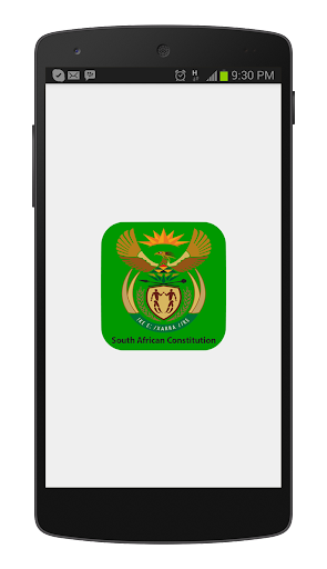 South African Constitution App